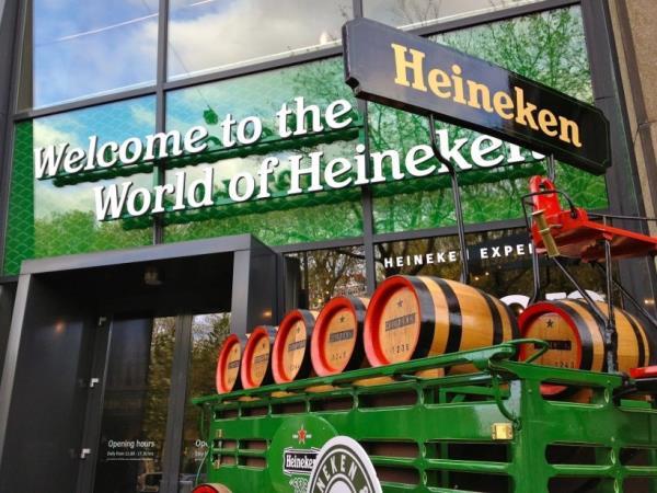 Heineken bị truy thu hơn 917 tỷ đồng tiền thuế - Hình 1