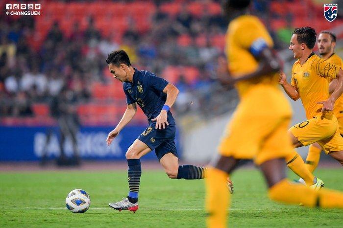 CĐV Việt Nam: U23 Thái Lan hiệp 1 đá tiki -taka, hiệp 2 đi bộ - Hình 1