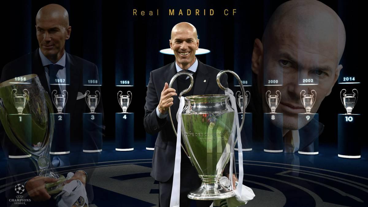 Choáng với chiến tích của Vua chung kết Zidane - Hình 1