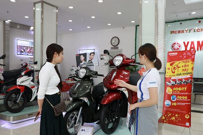 Hàng ngàn khách hàng mua xe Yamaha trúng lớn dịp cuối năm - Hình 1