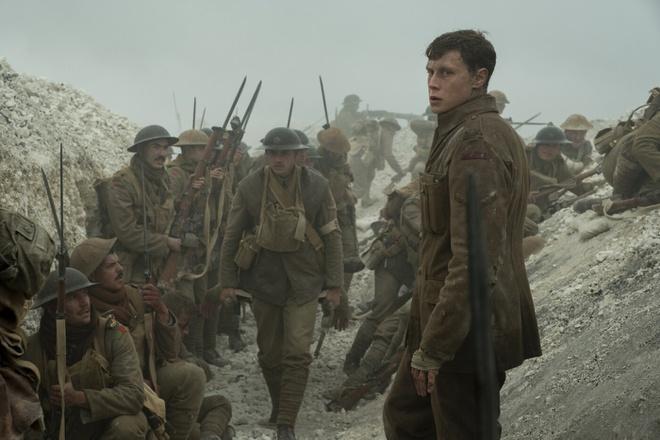 Phim chiến tranh '1917' truất ngôi 'Star Wars' tại phòng vé Bắc Mỹ - Hình 1