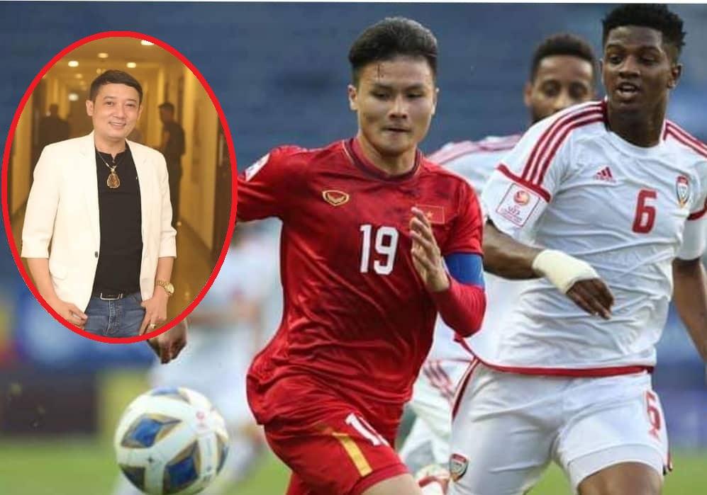 U23 Việt Nam đối đầu U23 Jordan: Danh hài Chiến Thắng dự đoán bất ngờ cầu thủ ghi bàn - Hình 1