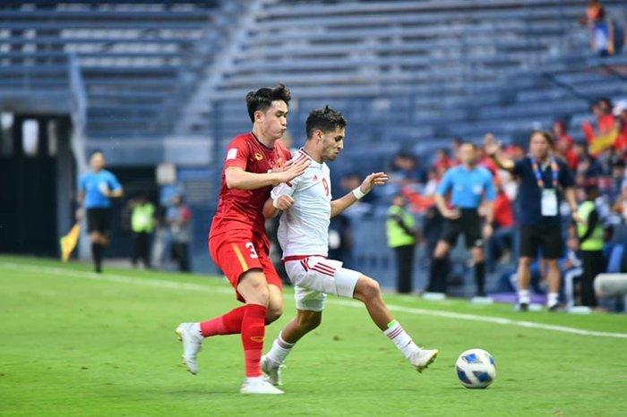 U23 Việt Nam: Nếu thua U23 Jordan thì nguy cơ bị loại cực lớn! - Hình 1