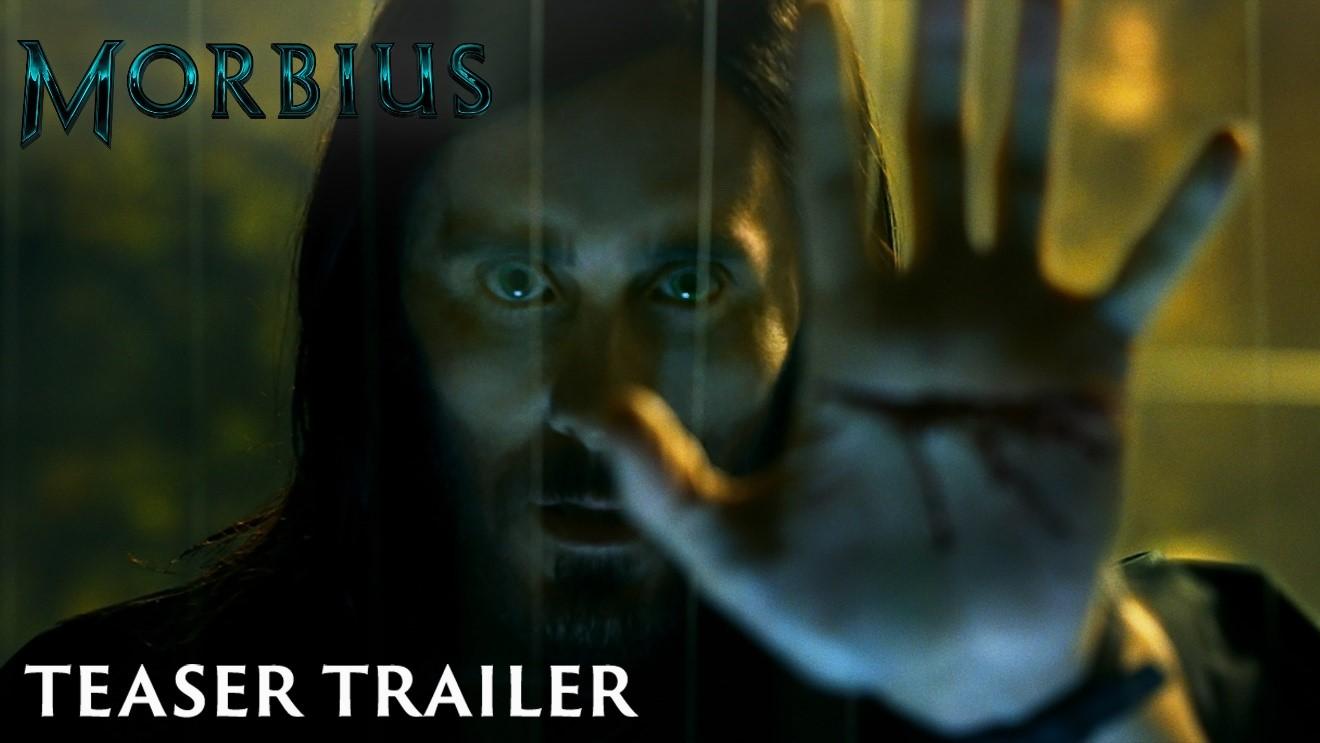 Bom tấn Morbius hé lộ teaser trailer giáo sư ma cà rồng của giới siêu anh hùng - Hình 1