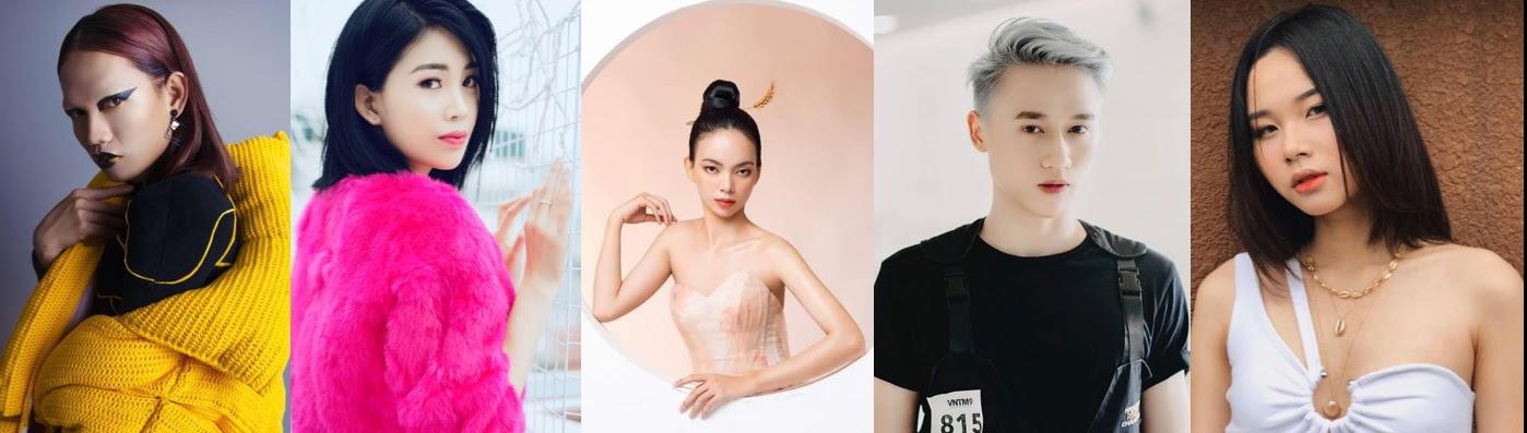 Chính thức lộ diện top thí sinh xuất sắc nhất Vietnam's Next Top Model mùa 9 - Hình 32