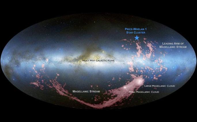 Phát hiện hàng ngàn vật thể lạ từ thiên hà khác bao vây chúng ta - Hình 1