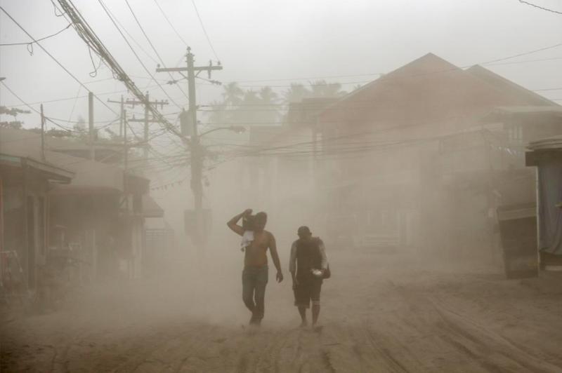 Philippines: Núi lửa Taal có thể tạo ra một vụ nổ phun trào - Hình 1