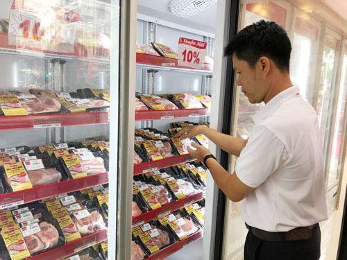 Thịt heo siêu thị cao hơn giá chợ? - Hình 1
