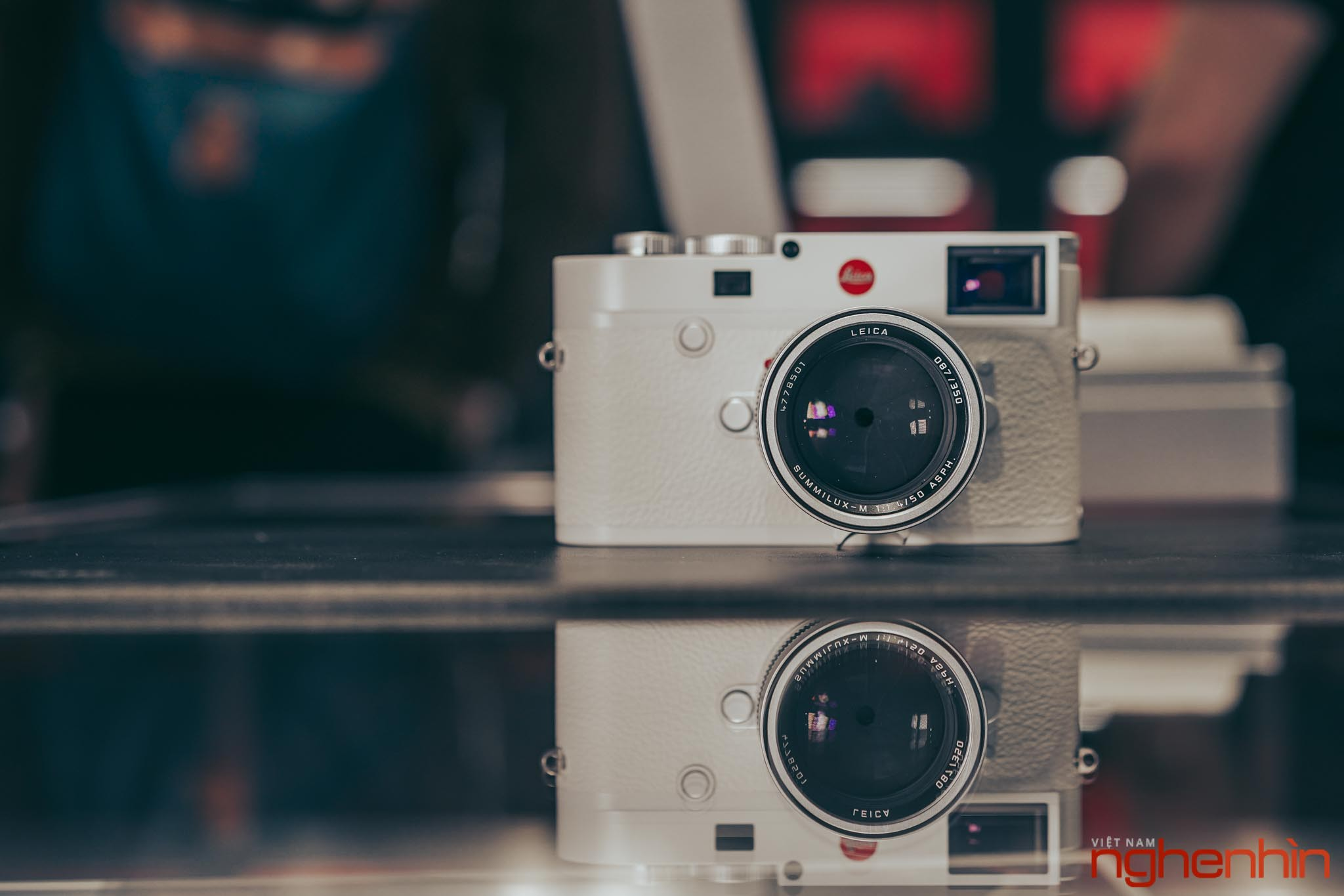 Trên tay Leica M10-P 'White' Edition tại Việt Nam: giá 420 triệu, giới hạn 350 chiếc - Hình 1