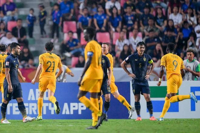 U23 Thái Lan - U23 Iraq: Chủ nhà lo thảm họa bị loại sớm - Hình 1