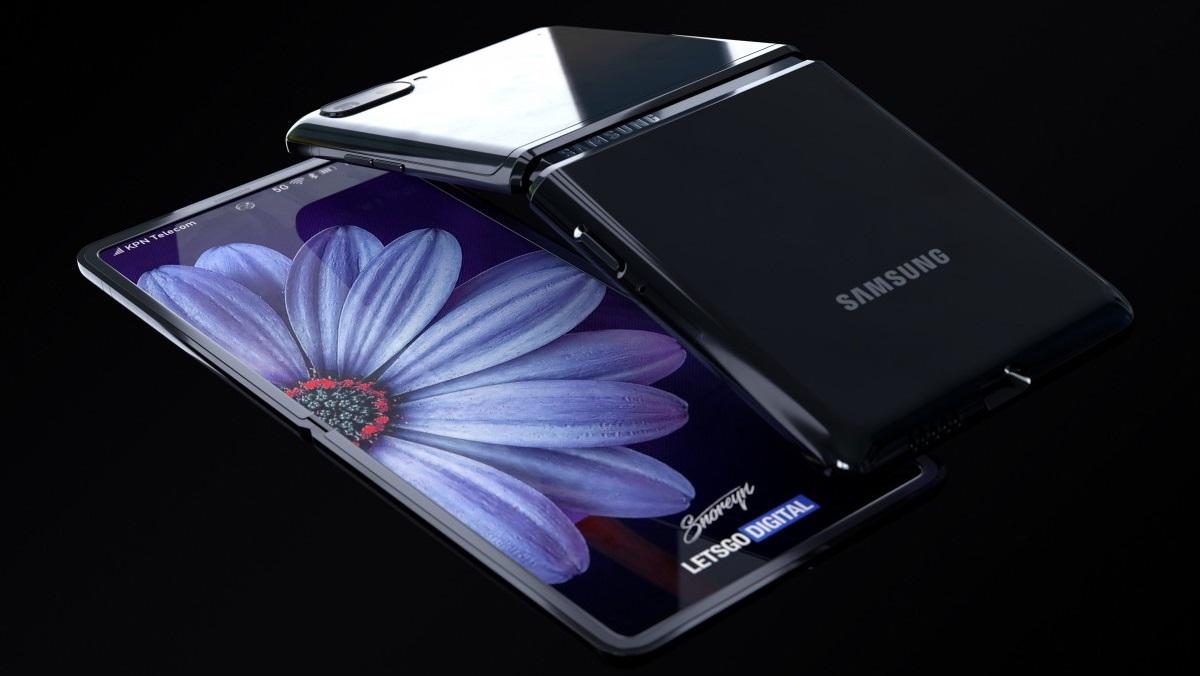 Video thiết kế hoàn thiện của Samsung Galaxy Z Flip: 2 màn hình, 2 camera, 2 thỏi pin - Hình 1