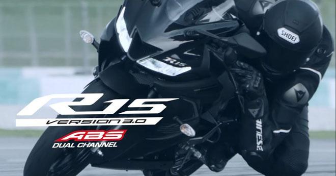 Yamaha YZF R15 phiên bản BS-VI hoàn toàn mới, giá rẻ bất ngờ - Hình 1
