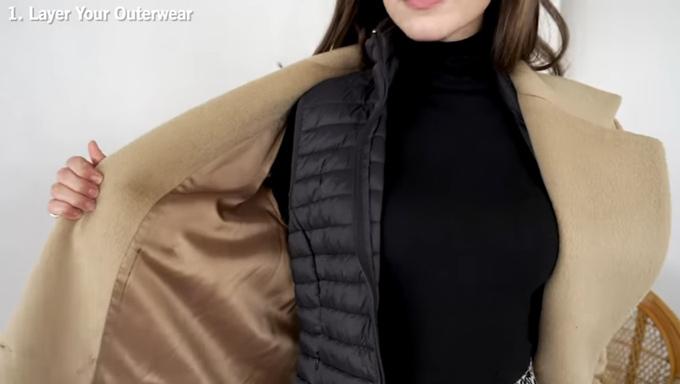 6 mẹo thời trang cho ngày giá lạnh - Hình 2