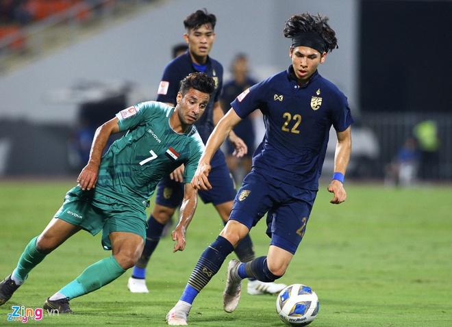 Cổ động viên Đông Nam Á dành lời khen cho U23 Thái Lan - Hình 1