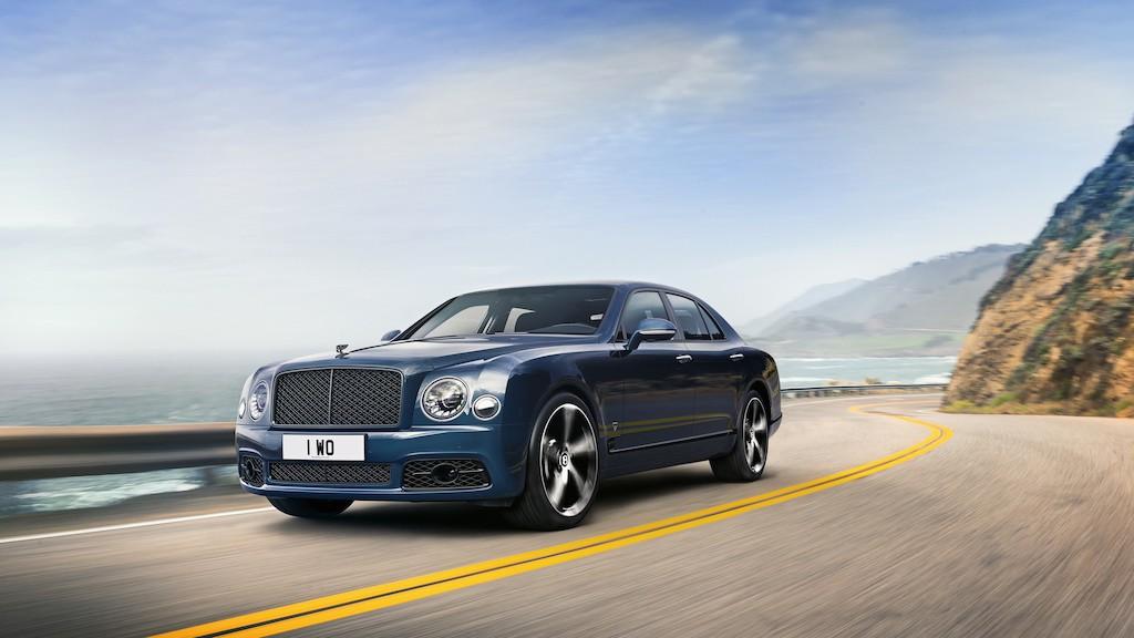 Đoạn kết của một huyền thoại: Bentley khai tử động cơ V8 lâu đời nhất Thế giới cùng sedan Mulsanne - Hình 1