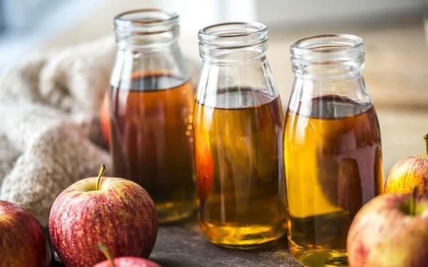 Dùng giấm táo để điều trị viêm xoang - Hình 1