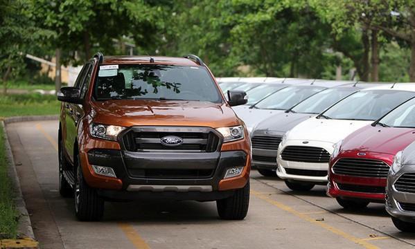 Ford Việt Nam cân nhắc lắp ráp Ranger trong nước - Hình 1