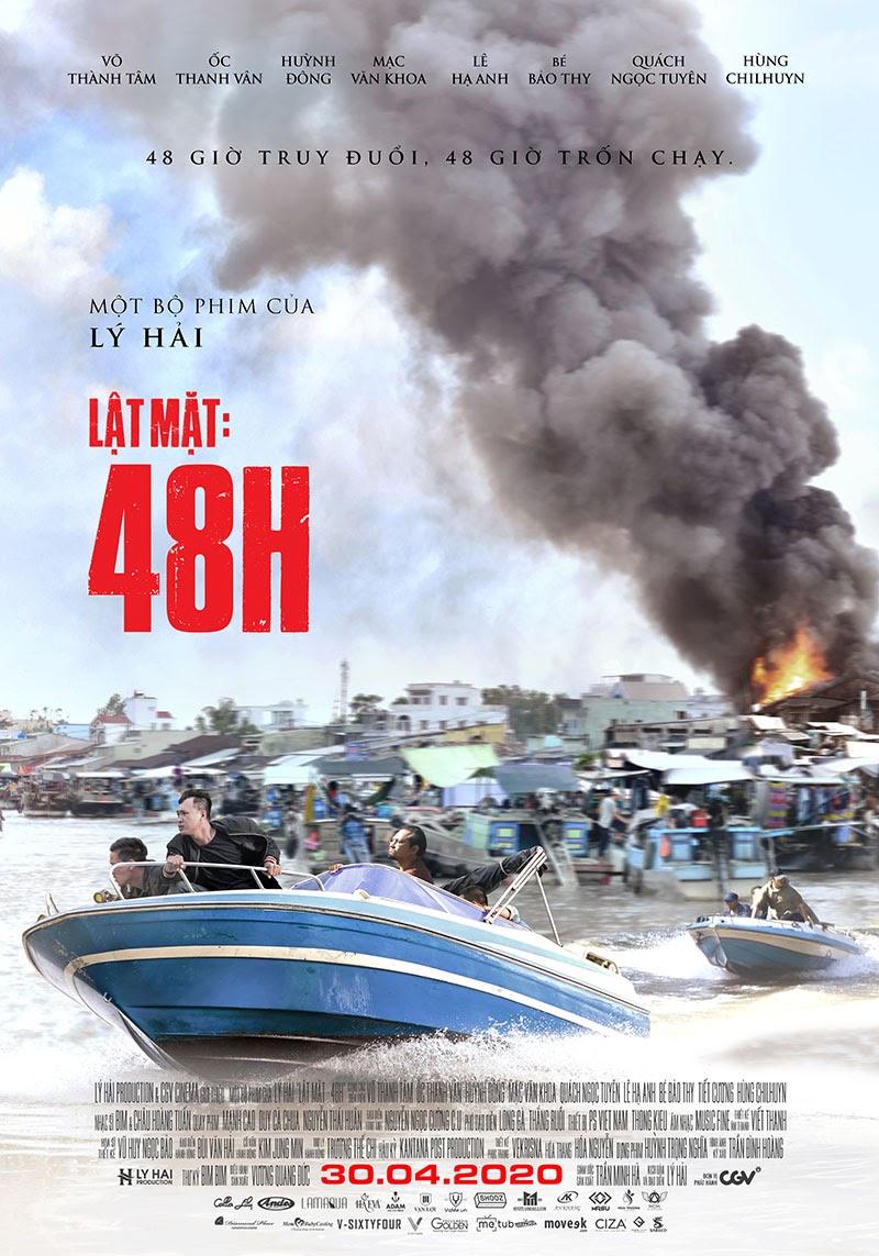 Lật Mặt: 48H tung teaser nghẹt thở, hé lộ cuộc chiến sinh tử giữa Võ Thành Tâm, Mạc Văn Khoa và Huỳnh Đông - Hình 1