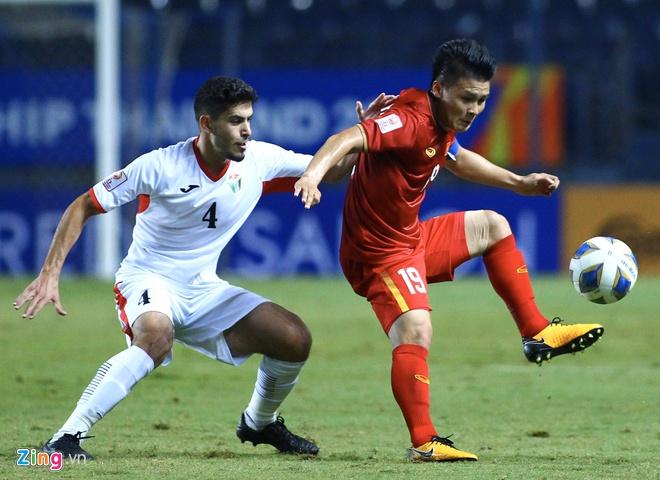 Lịch sử đối đầu Jordan - UAE mang tín hiệu tốt cho U23 Việt Nam - Hình 1