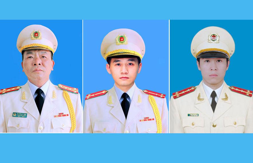 Phân luồng giao thông phục vụ Lễ tang liệt sỹ hy sinh ở Đồng Tâm - Hình 1