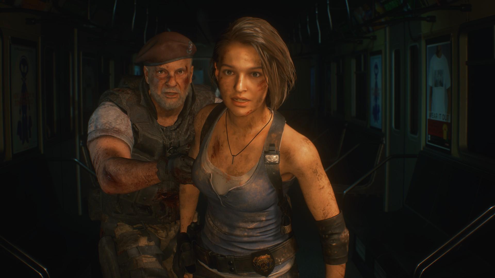 Resident Evil 3 giới thiệu Nemesis cùng đồng bọn trong trailer mới - Hình 1