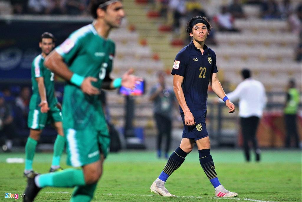 Sao trẻ Fulham ra mắt U23 Thái Lan thành công - Hình 1
