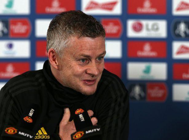 Solskjaer thừa nhận M.U sẽ dồn sức giành FA Cup - Hình 1