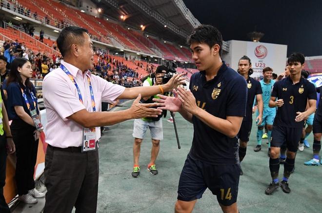U23 Thái Lan được thưởng lớn sau khi giành vé vào tứ kết - Hình 1