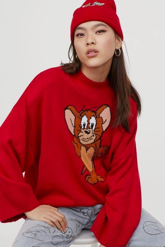 Zara, Gucci và các thương hiệu lăng xê họa tiết chuột mừng Tết Canh Tý - Hình 26