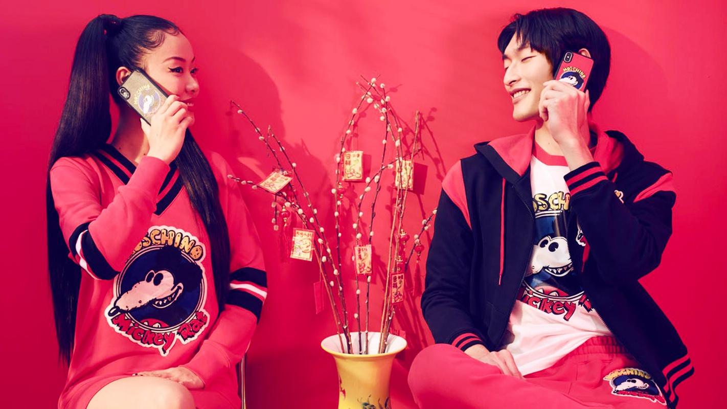 Zara, Gucci và các thương hiệu lăng xê họa tiết chuột mừng Tết Canh Tý - Hình 1