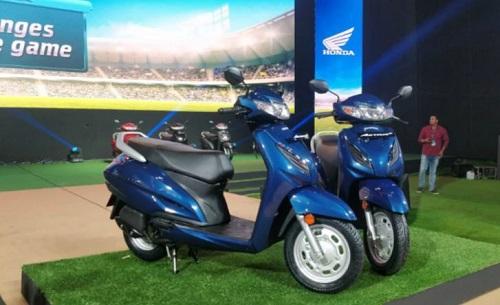 2020 Honda Activa 6G ra mắt, giá chỉ bằng một nửa Honda Lead - Hình 1