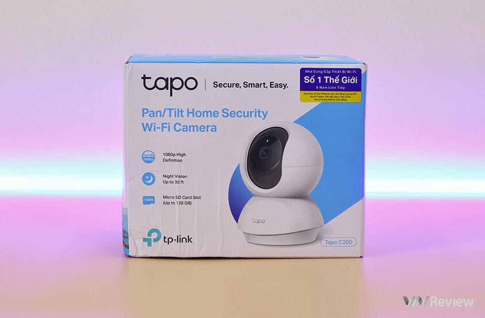 Đánh giá camera giám sát Tp-Link Tapo c200: ông lớn về thiết bị wi-fi chuyển sang làm camera giám sát - Hình 1