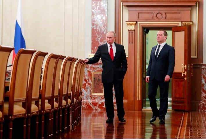 Địa chấn chính trị ở Nga sau bài phát biểu của Putin - Hình 1