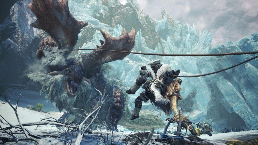 Dù lỡ tay cuốn phăng công sức game thủ, Monster Hunter World: Iceborne vẫn cán mốc 4 triệu bản nhờ ra mắt trên PC - Hình 1