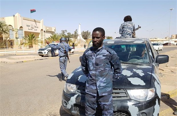 Đức thuyết phục các bên xung đột tham dự hội thượng đỉnh về Libya - Hình 1