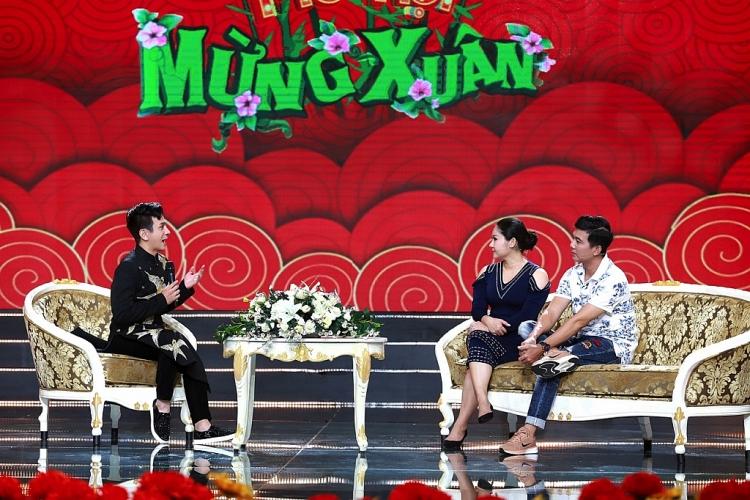 Làng hài mở hội mừng xuân: Nghệ sĩ cải lương Điền Trung - Thanh Thảo kể chuyện ăn Tết trong vội vã - Hình 1
