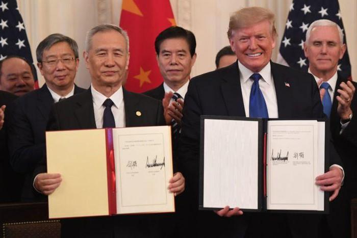 Lỗ hổng lớn trong thỏa thuận Mỹ - Trung giai đoạn 1 - Hình 1