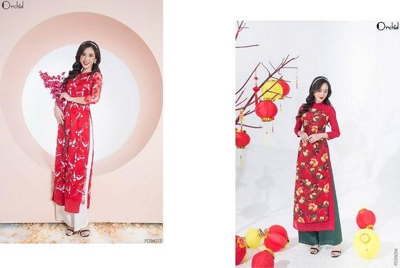 Mách nhỏ chị em sắm áo dài Tết ghé qua thời trang Orchid sale 30% - 60% - Hình 5