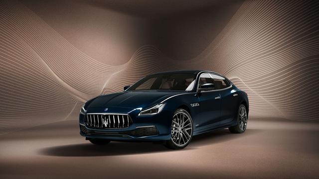 Maserati tung series hoàng gia cho Quattroporte, Levante và Ghibli - Hình 1