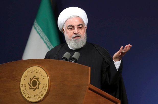 Tổng thống Rouhani: Đòn trừng phạt của Mỹ chỉ khiến Iran 'hùng mạnh hơn' - Hình 1
