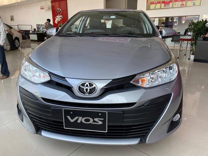 Toyota Vios 2020 có giá lăn bánh bao nhiêu? - Hình 1