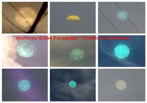 Vì sao ảnh chụp UFO thường có nhiều chấm sáng nhỏ kỳ dị? - Hình 1