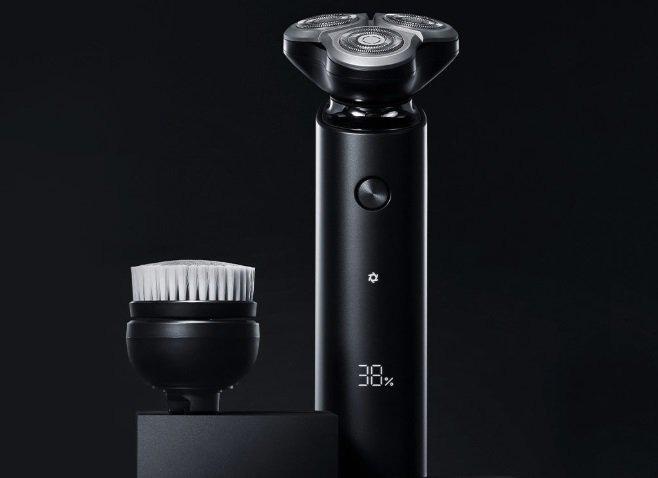 Xiaomi ra mắt máy cạo râu điện Mijia S500C: Thiết kế 3 đầu cắt, đa chức năng, giá 1 triệu đồng - Hình 1