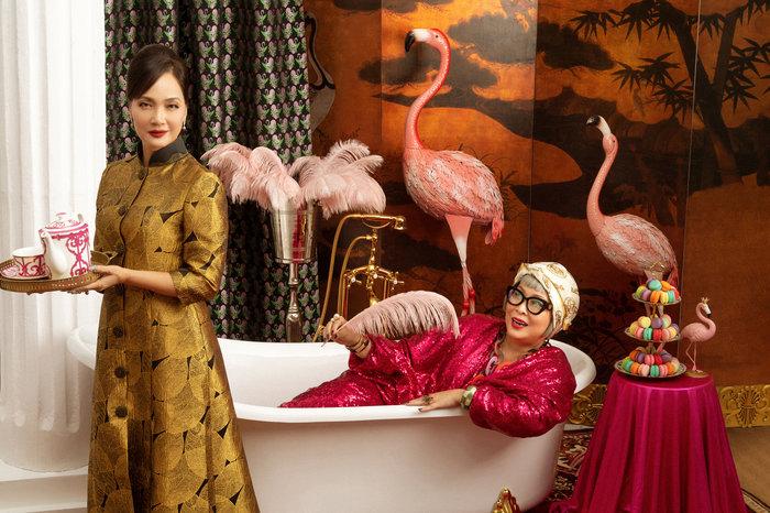 Đạo diễn Gái già lắm chiêu 3: Ngu ngốc mới đi đạo nhái bộ phim Crazy Rich Asians - tượng đài và tự hào của Châu Á - Hình 11