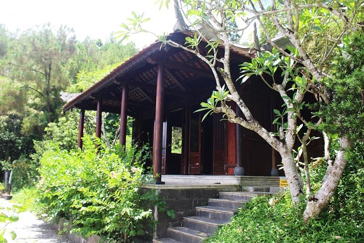 Huyền Không Sơn Thượng, ngôi chùa đặc biệt ở xứ Huế thân thương - Hình 13