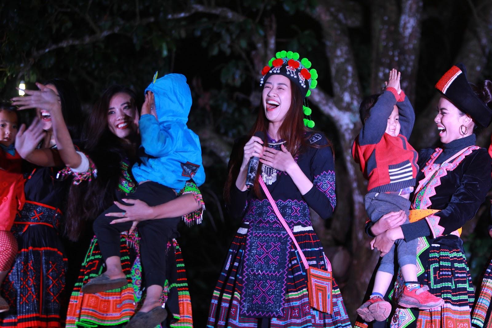 Khánh Vân cùng Top 10 Hoa hậu Hoàn vũ Việt Nam 2019 đi du lịch Lai Châu - Hình 7