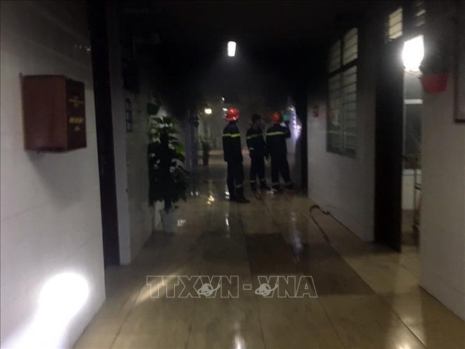 Nghệ An: Khởi tố, bắt tạm giam đối tượng gây ra vụ cháy và đe dọa nhân viên bệnh viện - Hình 1