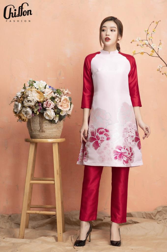 Tết sale áo dài - Ưu đãi đến 50%, các nàng nhất định không thể bỏ lỡ - Hình 2