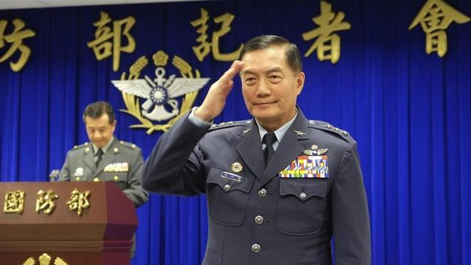Tướng Đài Loan mất tích sau khi trực thăng hạ cánh khẩn cấp - Hình 1