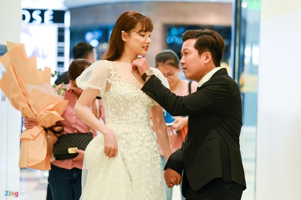 Nhã Phương kể chuyện năm đầu làm dâu nhà Trường Giang những ngày Tết - Hình 6